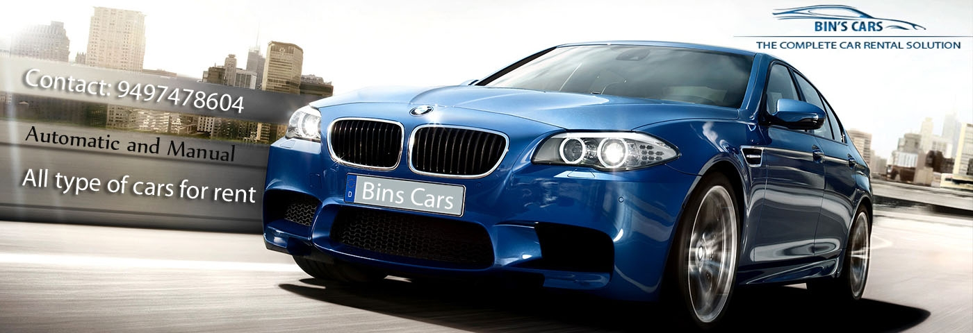 Rent An Automatic Car In Kerala Bins Cars Automatic Cars For